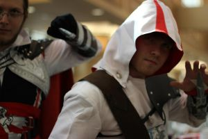 Oni-Con 2014 - Assassin's by kise77