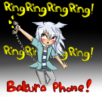 MPBL:YGO:Bakura Phone by animepop7