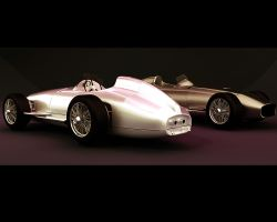 Old Mercedes by wi11power