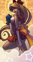 Sailor Venus by JessiBeans