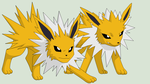 Pokemon Base 68~Jolteon 1~ by Xbox-DS-Gameboy