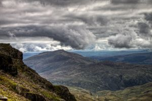 Up the Pyg track 13 by CharmingPhotography