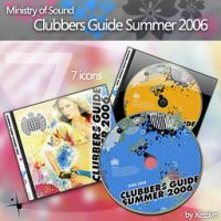 Clubbers Guide Summer 06 Icons by XSV