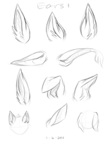 Ears Practice 1 by Arsevere