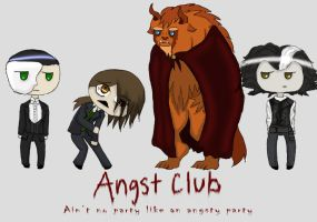 Welcome to the Angst Club by Mahersal
