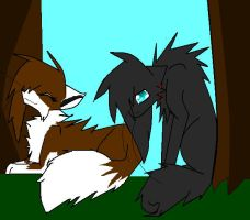 .: Contest Entry for Pawprint212 :. by MistyTheCannibal