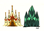 Travels- Monuments by Respeanut