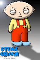 Stewie Griffin by EspionageDB7