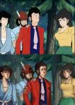 Lupin redraw by My-celium