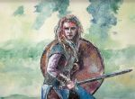 Lagertha by GregoryStephenson