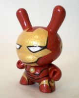 Iron Dunny by savagelucy42