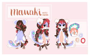 ych ref sheet [kiwi] by honey-fig
