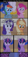Past Sins: Reunion of the Royal Pony Sisters P4 by SaturnStar14