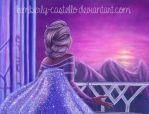 Disney's Frozen: Here I Stand in the Light of Day by kimberly-castello
