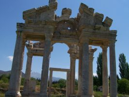 Temple of Aphrodite by jahendrick