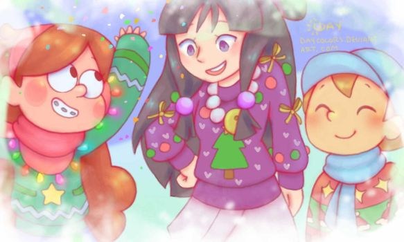 Sweatery time of year by Daycolors
