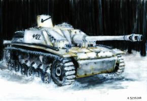 StuG III - Moonlight Sonata by Cune