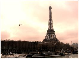 Tour Eiffel by Wiccio