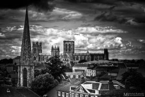 Yorkminster by Yupa