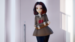 MMD | Ray Cast Shader | Test by Anjalea