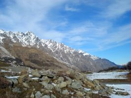 at the Remarkables by iRISSIEL