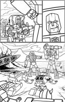 Huffer and Gears commission by ryuzo