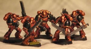 First Five Scions by smguy