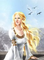 Lady of Gondolin by Mami02