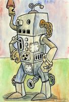 Robot 2 by Andyk77
