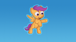 Scootaloo! by Sapo100