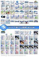whitetube icons.. by basj