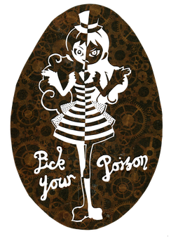 pick your poison by Valerei