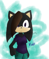 Request Violet by SilverRiku