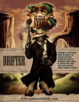 Drifter by butterfrog
