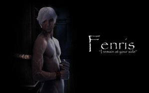 Fenris remaining by vampireplague