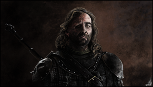 Sandor Clegane by Narcotic-Nightmares