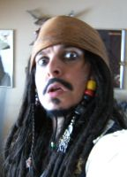 Old pic from Capt Jack in his room by CaptJackSparrow123