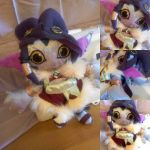 Tristana Dragontrainer plush doll n.2 by Cipple