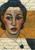 I Love You - ACEO by AshleighPopplewell