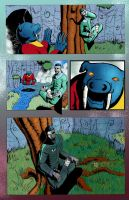 One Eyed Jack issue 3 page 3 by Sapoman