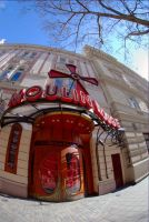 Petit Moulin Rouge by rdevill