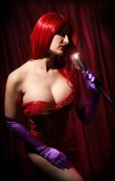 Cosplay Of Jessica Rabbit 3Of6 by CaptPatriot2020
