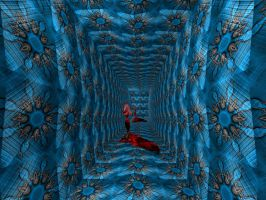 Lost In The Corridors Of The Mind by Joe-Maccer