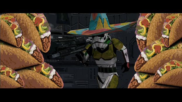 Taco tuesdays at the Deathstar preview by 411Remnant