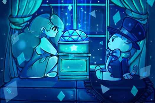 bee and puppycat by DasZaieN