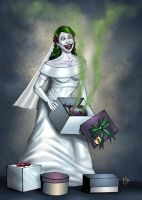 5 Best Wedding Gifts Ever : Batgirls Pretty Smile by Jokerisdaking on DeviantArt