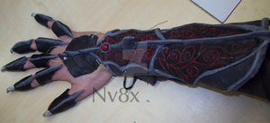 Dragon Armour Claw by Metalfist0