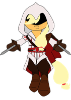 Assassin Apple Jack by animalpainter