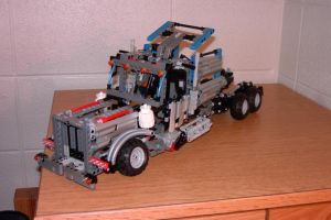 Technic Optimus 06 by Transbot9