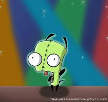 GIR Dance xD by TrishaKat